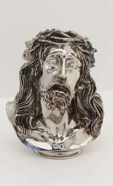 ROSTRO DE JESUS 17 CM DE ALTURA