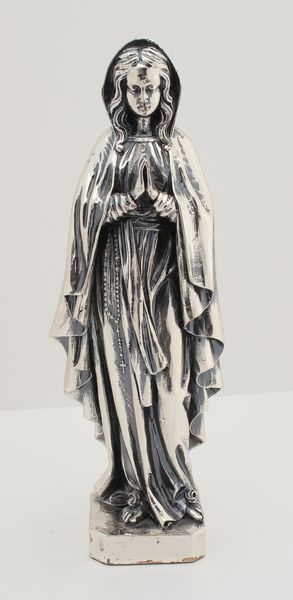 OUR LADY OF LOURDES 25 cm high