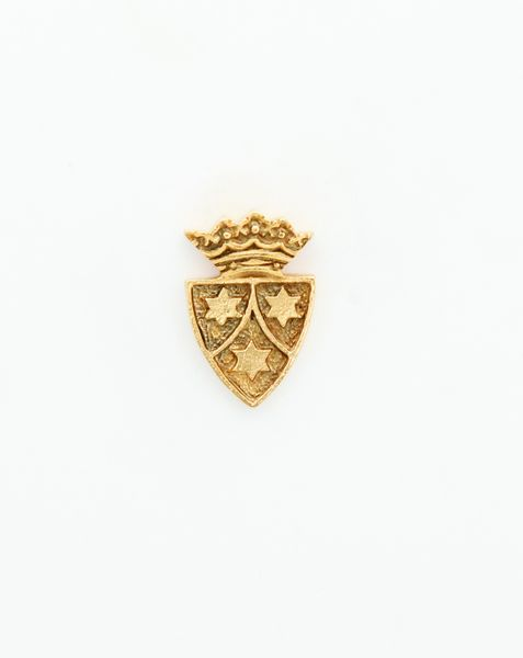 "HERALDRY RELIEVE religious insignia ""CARMEL 22 MM HEIGHT ORDER"""