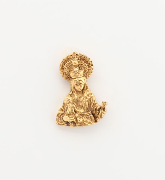 "RELIEVE images religious insignia ""Virgin Mary with NIO 23 MM HEIGHT"""