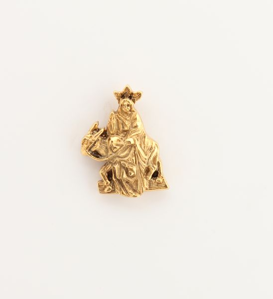 "RELIEVE images religious insignia ""24 MM HEIGHT Borriquita"""