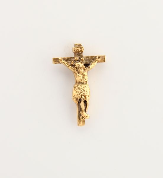 "RELIEVE images religious insignia ""CRUCIFIED VOLUMETRIC GOTICO 27 MM HEIGHT"""