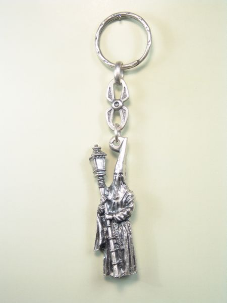 "RELIGIOUS KEYCHAINS RELIEVE brethren ""NAZARETH WITH LIGHT"""