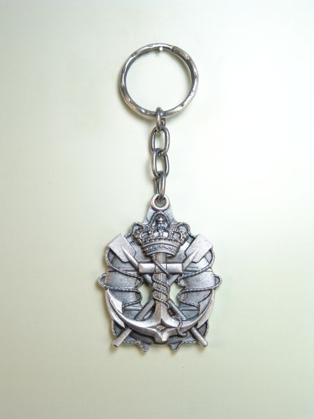 "RELIGIOUS KEYCHAINS HERLDICOS RELIEVE ""STATEMENT ON ANCHOR NUTICOS"""