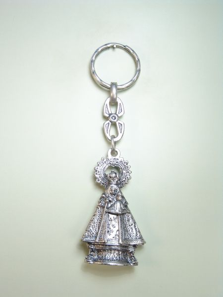 "RELIGIOUS KEYCHAINS images RELIEVE ""Blessed Virgin CORPREO"""