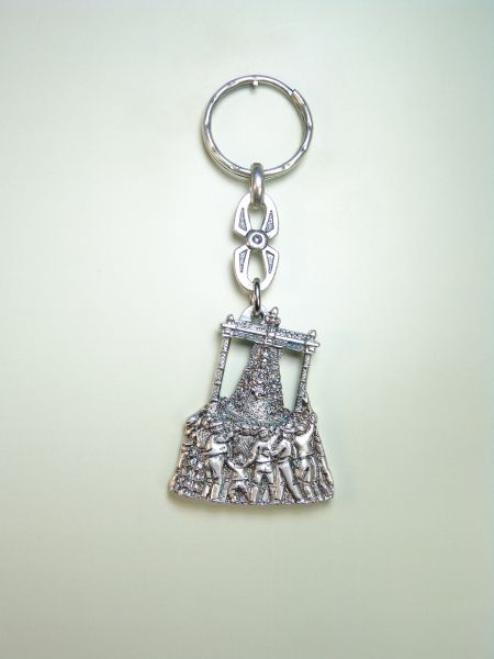 "RELIGIOUS KEYCHAINS images RELIEVE ""OUT OF THE VIRGIN OF ROCI"""