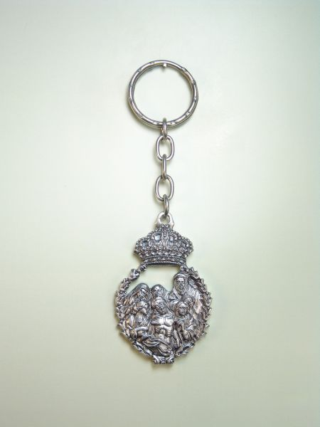 "RELIGIOUS KEYCHAINS images RELIEVE ""SACRED TRANSFER TO GRAVE"""
