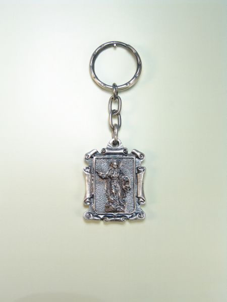 "RELIGIOUS KEYCHAINS images RELIEVE ""SANTA MARTA"""