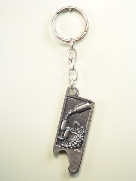 "SEVERAL KEY SOUVENIRS ""OPENER KEY REASONS ENOLOGIA RELIEVE"""
