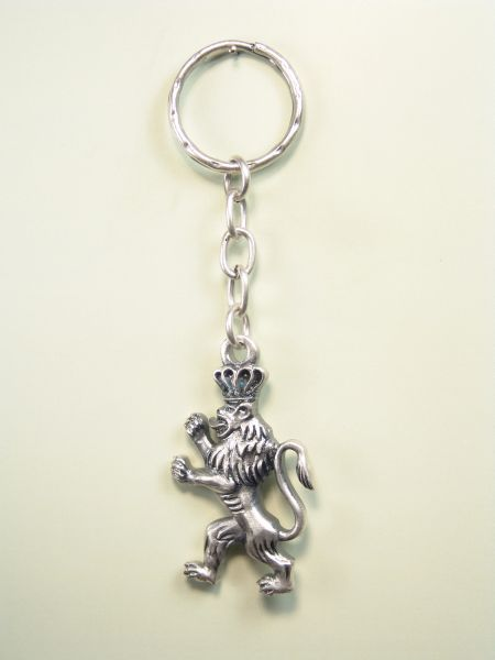 "SEVERAL KEY SOUVENIRS ""lion rampant CORONADO RELIEVE"""