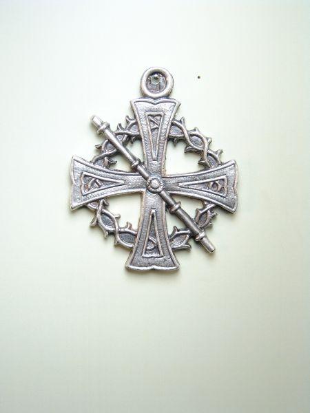 "RELIEVE HERLDICAS religious medals ""55 MM ECCE HOMO"""