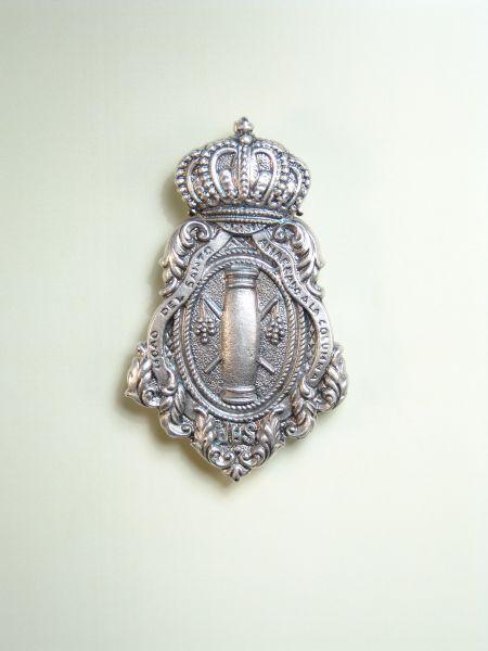 "HERLDICAS religious medals RELIEVE ""Zotes COLUMN OF NTRO. SR. JESUS 70 MM"""
