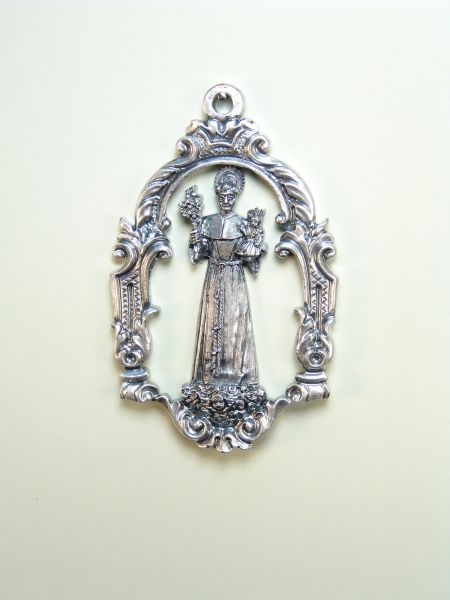 "RELIGIOUS MEDALS images RELIEVE ""SAN FRANCISCO ORLA CHAPEL 65 MM"""