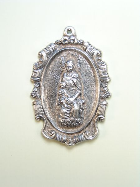 "RELIGIOUS MEDALS images RELIEVE ""Virgen del Mar ORLA classical 70 MM"""