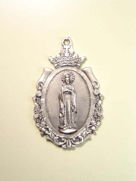 "RELIGIOUS MEDALS images RELIEVE ""Immaculate Conception ORLA OWN 65 MM"""