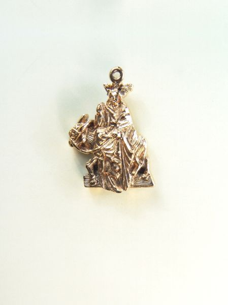 "RELIEVE images religious medal ""24 MM HEIGHT Borriquita"""