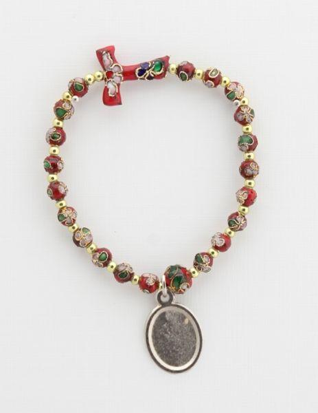 TAU stretch bracelets CLOUS RED CROSS