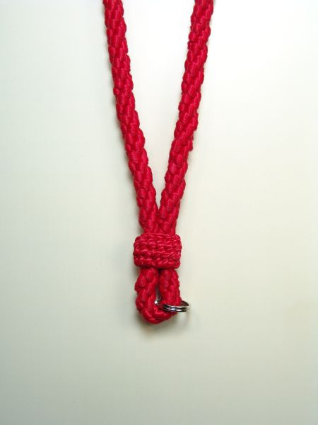 MEDAL CHORD WITH THREE STRANDS \